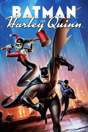 Batman and Harley Quinn (2017) English HDRip